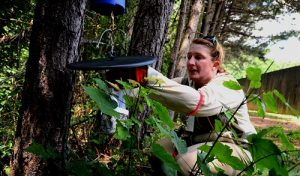 Defense Department Combats Zika