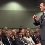 Secretary of the Army Eric K. Fanning Lays Out Priorities at His First Town Hall
