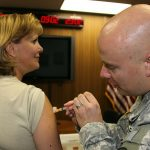 Army Prepares to Administer 1.6 Million Flu Shots