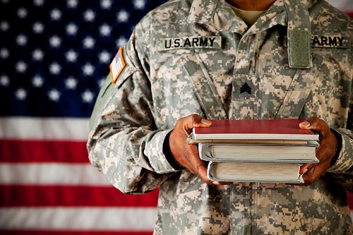 Military Training Can Accelerate Education