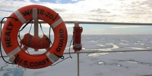 Life Aboard a Coast Guard Icebreaker