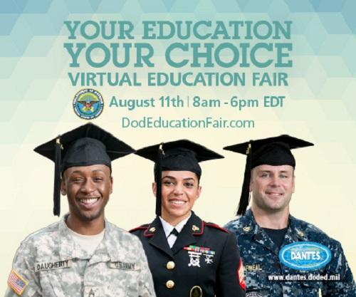 Voluntary Education Virtual Education Fair