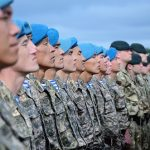 Troops from Five Nations Undertake Peacekeeping Exercise Steppe Eagle 16 in England
