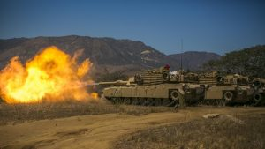 Abrams Integrated Display and Targeting System