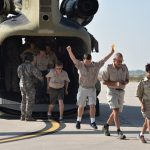 Colorado National Guard Lifts Scouts to New Heights