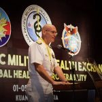 USNH Yokosuka Professionals Reflect on Asia Pacific Military Health Exchange 16