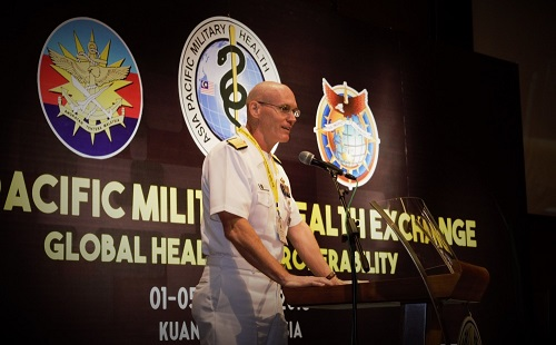 Asia Pacific Military Health Exchange
