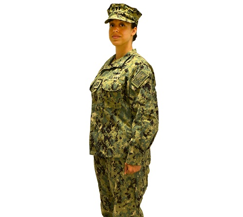 Navy Working Uniform Type I