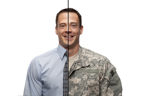 Military Experience Into a Civilian Career