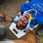EMTs Compete in Annual Air Force Medical Service EMT Rodeo