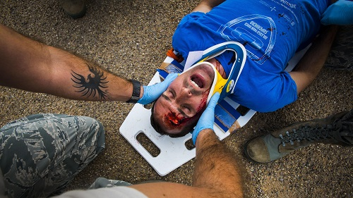 Air Force Medical Service EMT Rodeo