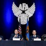 Carlisle: F-35A is Fusion Warfare Key Component