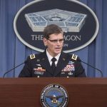 CENTCOM Commander: We Will Do What's Necessary to Improve Stability, Security.