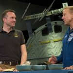 Astronaut and SECARMY Discuss Life on the International Space Station