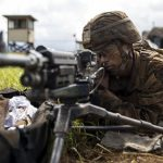 """Black Sheep"" Marines Participate in Spartan Fury Exercise"