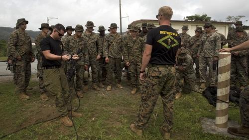 Jungle Warfare Training Center