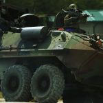 Gunner Up: 2nd Light Armored Reconnaissance Battalion Conducts Combined Weapons Training