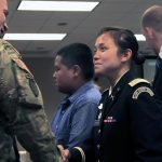 Iowa Army Guard Commissions First Female Infantry Officer