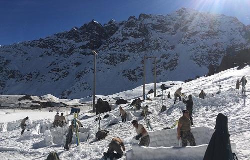Chilean Mountain School
