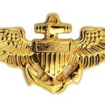 History Made When Navy's First Aviation PA Earns Wings of Gold
