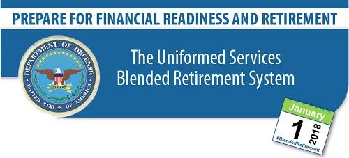 Blended Retirement System