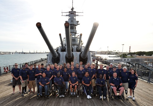 Navy Wounded Warrior Safe Harbor Symposium and Resource Fair