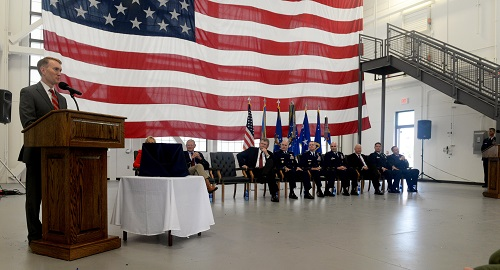 New Training Center Opens to Prepare Tanker Aircrews