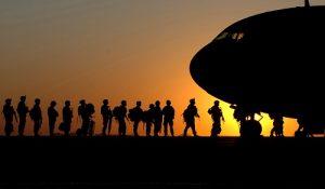 First Deployment Away