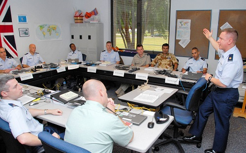 Civilian Strategic Leader Program
