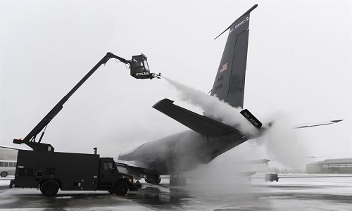 Aircraft Anti-Icing Technology
