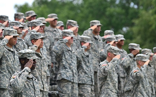 Army enlisted force retention program changes
