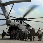 24TH MEU Arrives in Haiti to Aid Haitian Government After Matthew