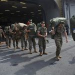 31st MEU Completes Fall Patrol and Returns to Okinawa