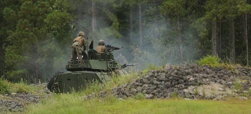 Bushmaster Challenge