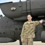 Mississippi Army National Guard Names First Female Apache Helicopter Pilot