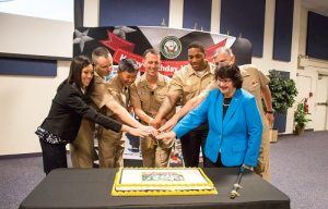 Navy's 241st Birthday