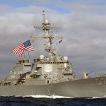 USS Mitscher Successfully Conducts Missile Firing Exercise