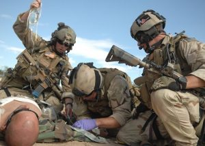 Healthcare Careers for Retired Military Medics