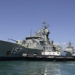 Royal Australian Navy Officers Excel with Aegis Combat Systems Course Training