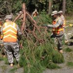 South Carolina National Guard Responds After Hurricane Matthew