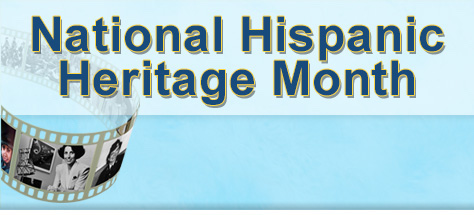 Hispanic Heritage Month Ceremony