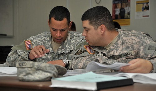 Education Paths for Young Veterans