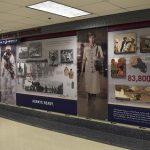 Marine Corps Reserve Centennial Exhibit Unveiled at Pentagon
