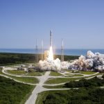 Navy's MUOS-5 Satellite Reaches Orbit