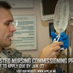 Nurse Enlisted and Direct Enlisted Commissioning Programs Accepting Applications