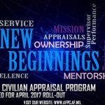 New Civilian Appraisal Program to Begin in April