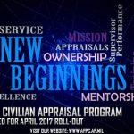 New Civilian Appraisal Program to Begin in April