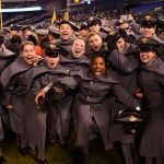 Army Achieves First Army-Navy Game Win in 14 Years, Cadets Rush the Field
