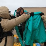 S.O. Team Conducts Decontamination Training