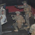 Marines Engage in Advanced Interior Tactics Training Dec 2016